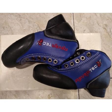 Bottes Hockey Revertec Kid Bleu nº31