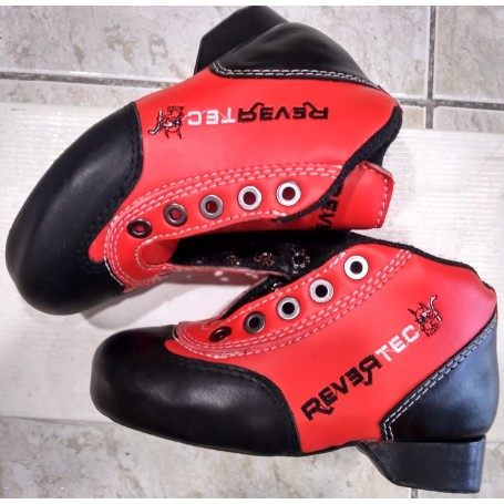 Bottes Hockey Revertec Kid Rouge nº30