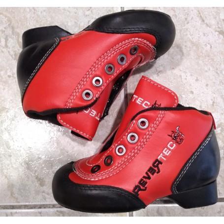 Bottes Hockey Revertec Kid Rouge nº28