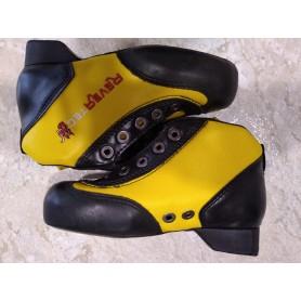 Bottes Hockey Revertec Kid Jaune nº33