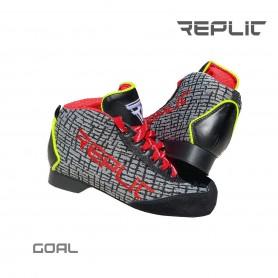 Rollhockey Schuhe Replic GOAL Graue