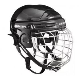 Casco Hockey BAUER 2100 COMBO NERO