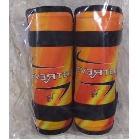 Shin Pads Revertec Sp100 Orange