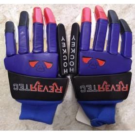 Hockey Gloves Revertec Navy Blue