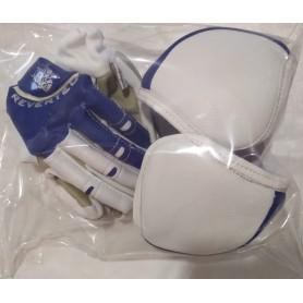 Pack Hockey Revertec 2 Pezzi Blu / Bianco