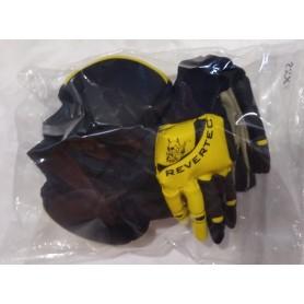 Pack Hockey Revertec 2 Piezas Negro / Amarillo