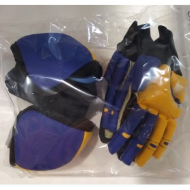 Rollhockey Pack Revertec 2 Stücks Blau / Gelb