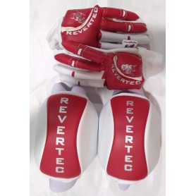 Pack Hockey Revertec 2 Pieces Red / White