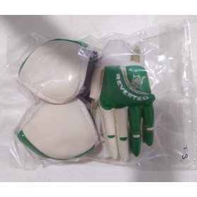 Pack Hockey Revertec 2 Pezzi Verde / Bianco