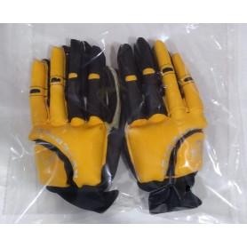Revertec Hockey Gloves Black / Yellow