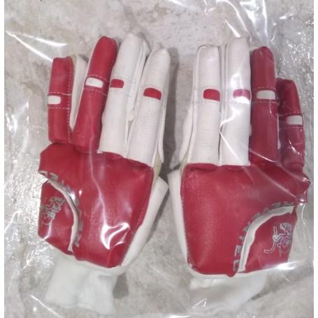 Handshuhe Revertec Rot / Weiss