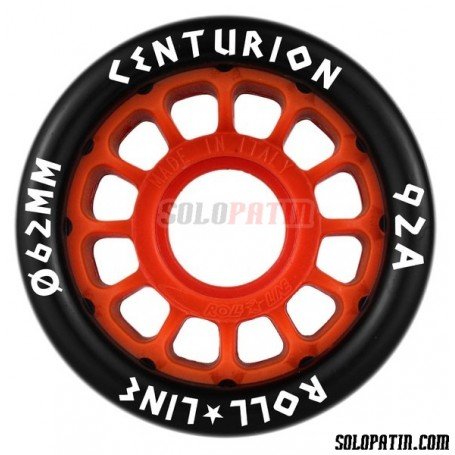 Rollhockey Rollen Roll-Line Centurion 92A