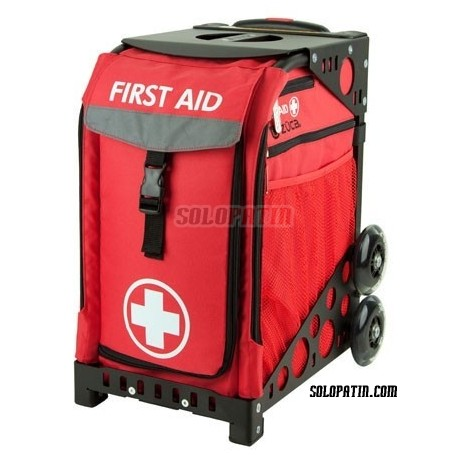 Züca Sac d'Insertion First Aid