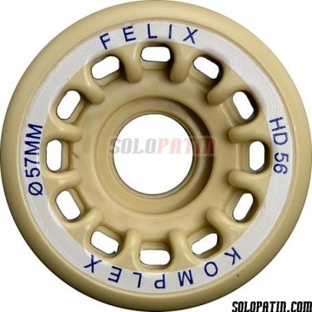 Kürlaufen Rollen Komplex Felix HD56