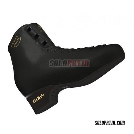 Figure Skating Boots Edea Concerto Black