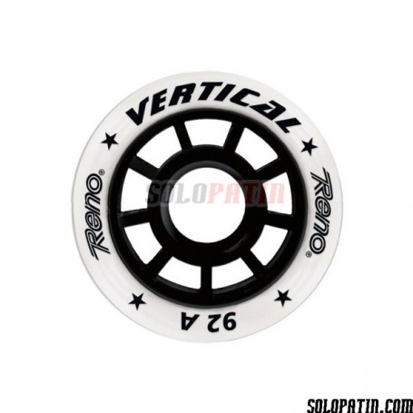 Roues Reno Vertical 88A Rouge