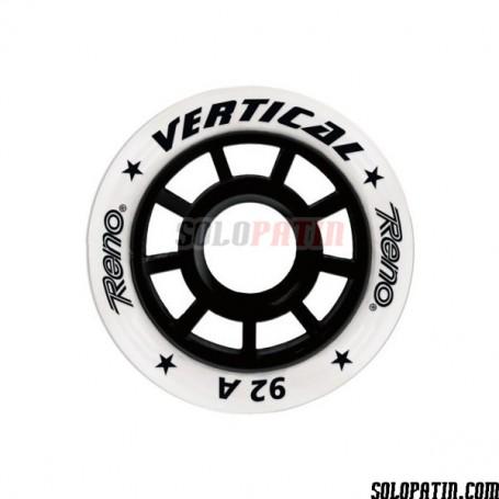 Ruote Hockey Reno Vertical 88A Rosso