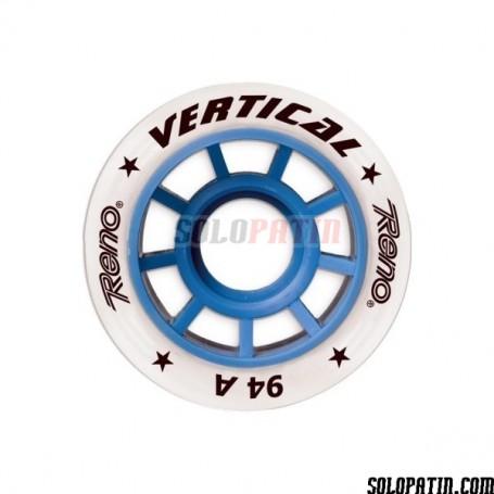 Ruedas Hockey Reno Vertical 94A Azul