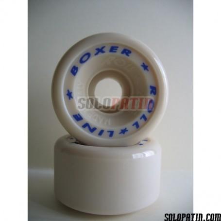 Rodas Patinagem Artística Roll-Line Boxer 53D