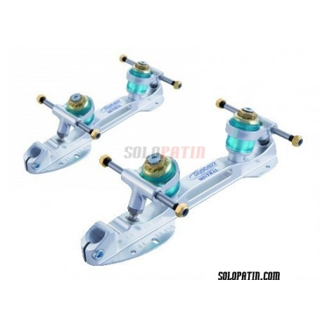 Platines Patinage Artistic Libre Roll-Line Mistral