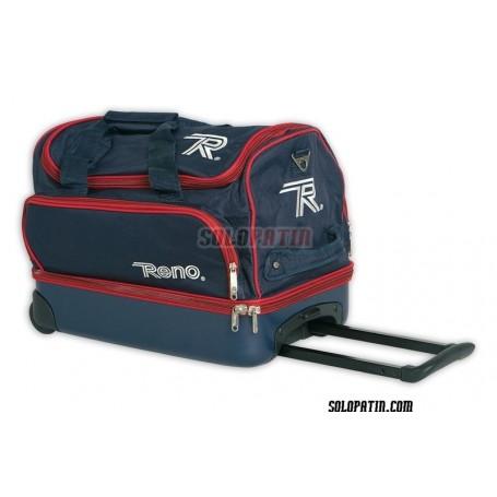 "Hockey Trolley Bag ""Gipsy"" Reno Blue Royal"