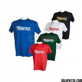 Rollhockey Spieler T-Shirt Reno