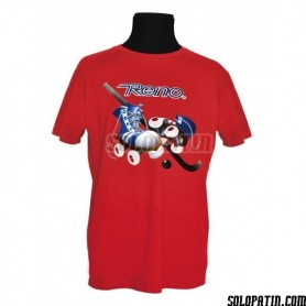 Rollhockey T-Shirt Reno Fireball