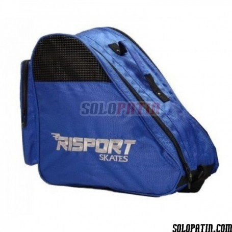 Bolsa Portapatines Risport Azul