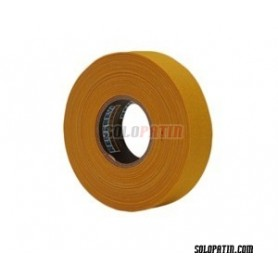 Yellow Ribbon Tape Hockey Sticks