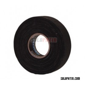 Black Ribbon Tape Hockey Sticks