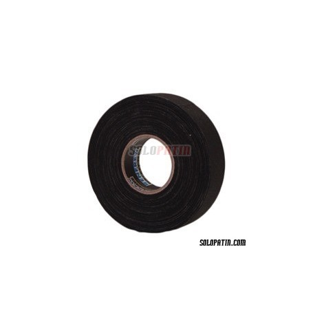 Black Ribbon Tape Hockey Sticks