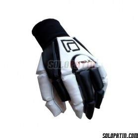 Hockey Gloves Replic R-13 White / Green