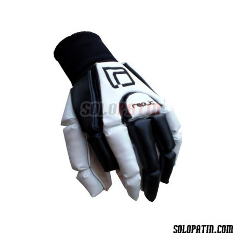 Guanti Hockey Replic R-13 Bianco / Verde