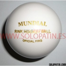 Hockey Ball Mundial white