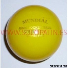 Bolas Hockey Mundial Amarillo