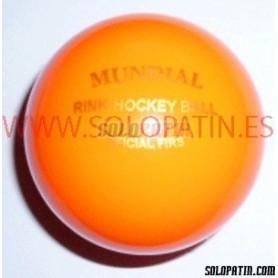Bolas Hockey Mundial Naranja