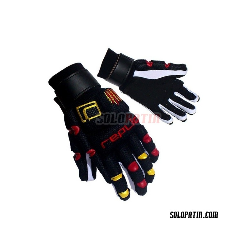 hockey hand gloves