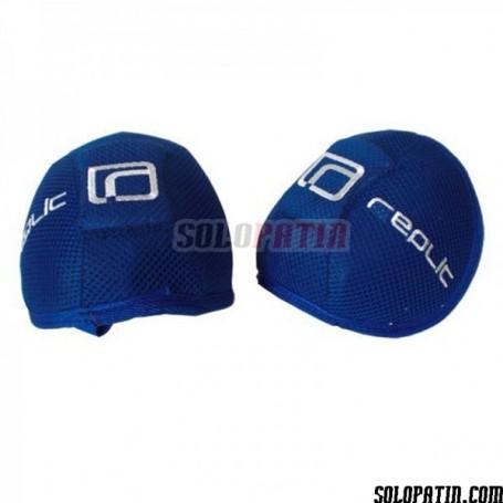 Rodilleras Hockey Replic R-10 Plus Azul