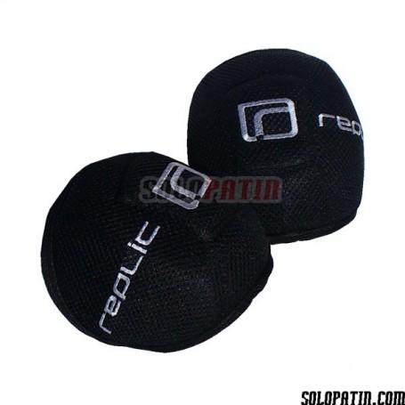 Rodilleras Hockey Replic R-10 Plus Negro