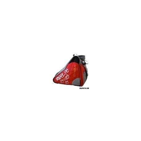 Bolsa Portapatines Replic Rojo / Plata