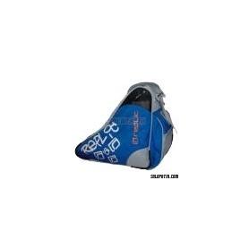 Bolsa Portapatines Replic Azul / Plata