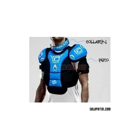 Goalkeepers Chest Pad Clyton Ultimate