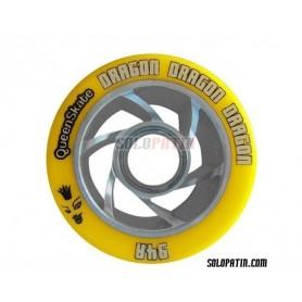Dance Show Wheels Queen Skate Dargon 93A