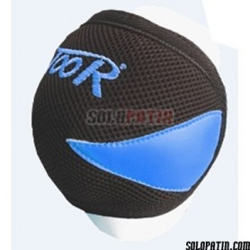 Rodilleras Hockey Toor Line Air Azul Negro