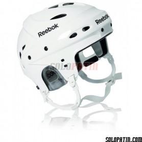 Casco Hockey Reebok 6K Blanco