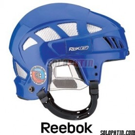 Casco Hockey Reebok 6K Azul