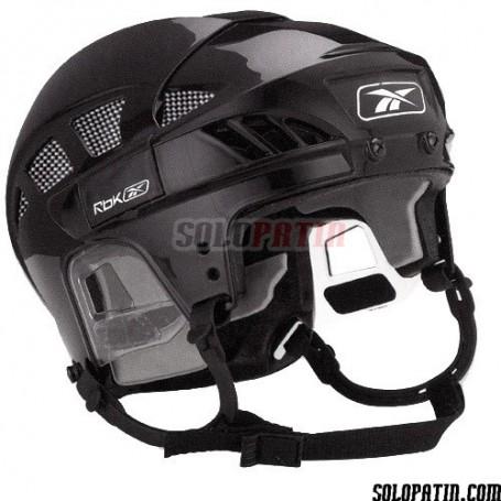 Hockey Helmet Reebok 6K White