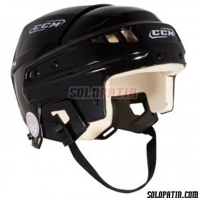 Rollhockey Helm CCM V-08 Schwarz