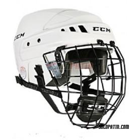 Casco Hockey CCM V-04 COMBO Blanco