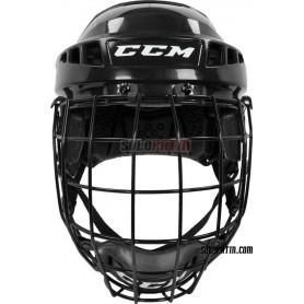 Casco Hockey CCM V-04 Negro